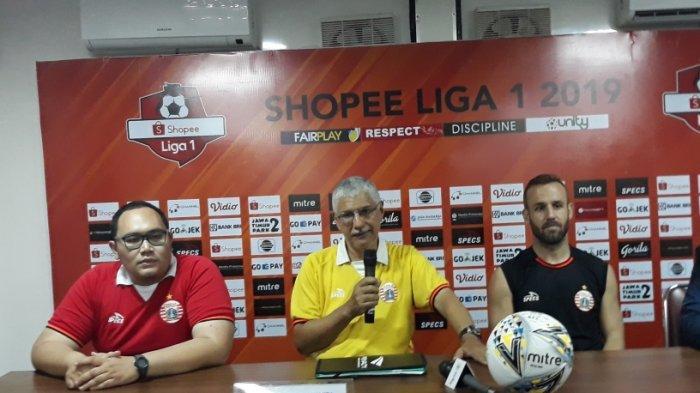 Persija Tak Terkalahkan 6 Pertandingan, Edson Tavares Pede saat Hadapi Bhayangkara FC
