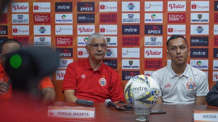 Persija Jakarta Hadapi Kalteng Putra di Laga Terakhir Liga 1, Edson Tavares Sampaikan Ini ke Pemain