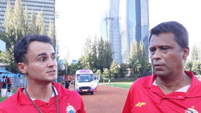 Persija Kedatangan 2 Pemain Asing Asal Brasil, Sergio Farias Ungkap Proyek dari PSSI