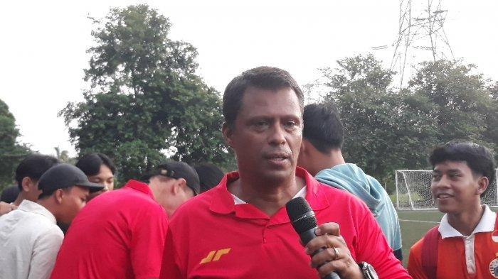 Persija Pilih Bermarkas di Bantul, Sergio Farias Komentari Markas Baru Tim Macan Kemayoran