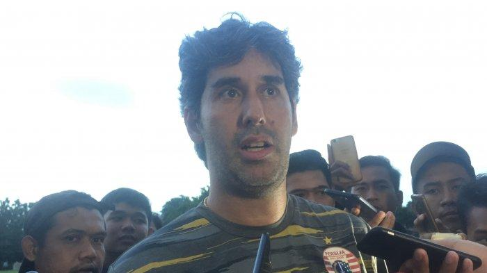 Tinggalkan Persija Jakarta, Ini Alasan Stefano Cugurra Gabung Bali United Musim Depan