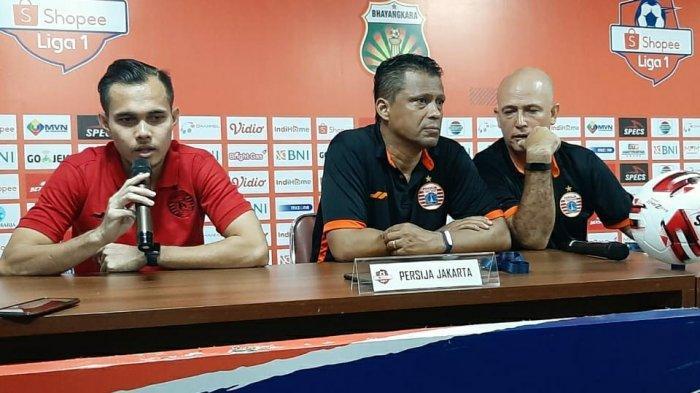 Bhayangkara FC 2-2 Persija Jakarta: Sergio Farias Puji Penampilan Awan Setho
