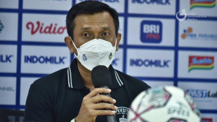 Persija Jakarta Vs Persita Berakhir Imbang, Coach Widodo Bocorkan PR Skuat Pendekar Cisadane