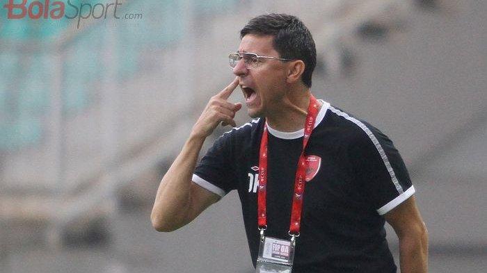 Darije Kalezic Mundur dari PSM Makassar, Laga Terakhir Kontra Persib Bandung