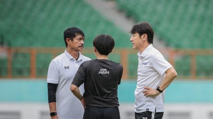 Indra Sjafri Tidak Tahu Kapan Shin Tae-yong ke Indonesia