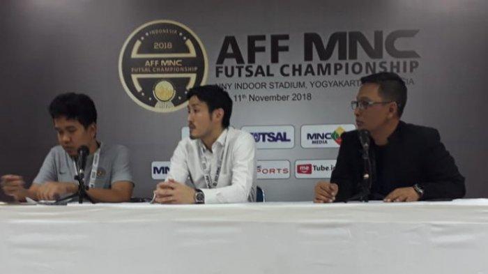 Timnas Futsal Indonesia Kalah dari Thailand di Semifinal, Begini Kata Pelatih Kensuke Takahashi