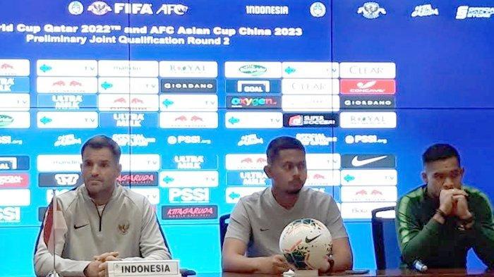 Kapten Timnas Indonesia Andritany: Saya Sangat Sedih Lihat yang Dilakukan Suporter