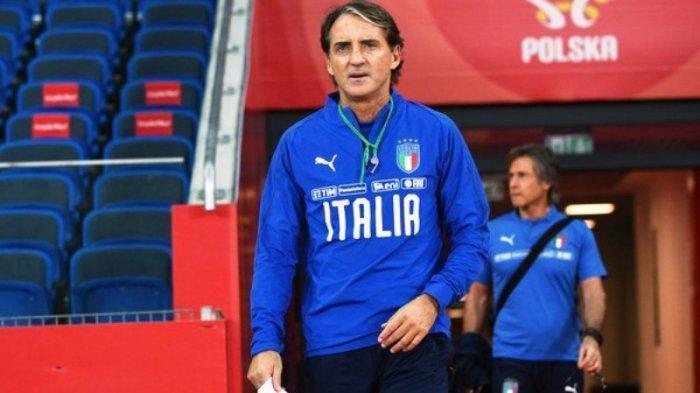 Prediksi Kualifikasi Piala Dunia 2022 Bulgaria vs Italia, Roberto Mancini Sebut Timnya Makin Kuat