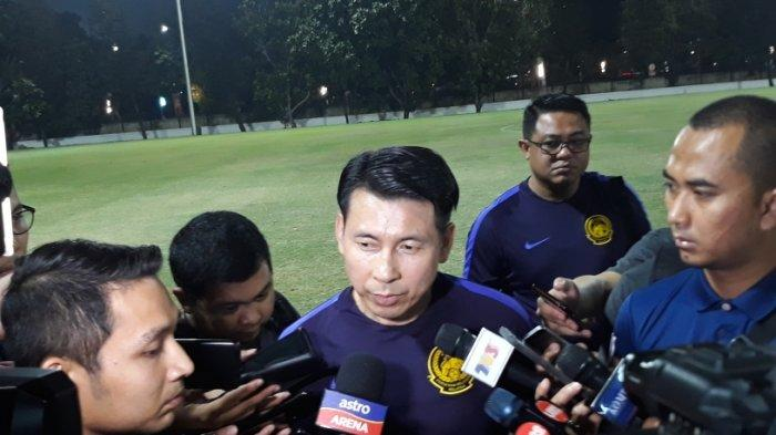 Sebelum Lawan Indonesia, Timnas Malaysia Gelar Acara Pengajian dan Doa Bersama