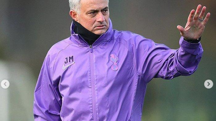 Kelakar Jose Mourinho Jelang Perempat Final Euro 2020, Pilih Jagokan Italia Daripada Harus Dibunuh