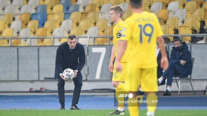 TIM EURO 2020 - Menanti Racikan Duo Legenda Hidup AC Milan untuk Skuad Timnas Ukraina