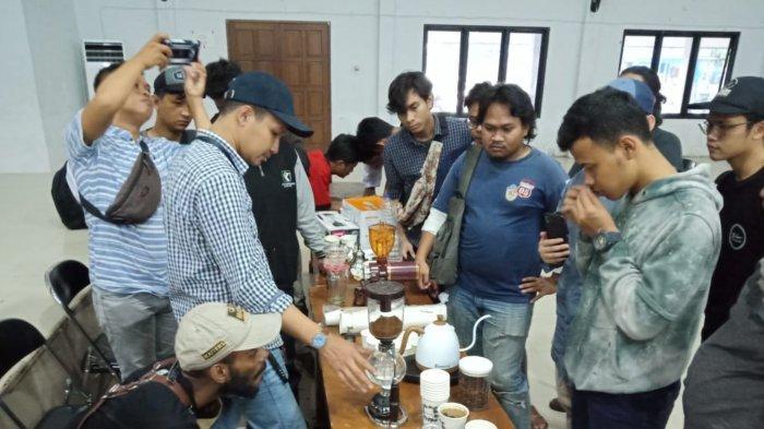 Profesi Barista Dianggap Dapat Mengurangi Angka Pengangguran di Tangerang
