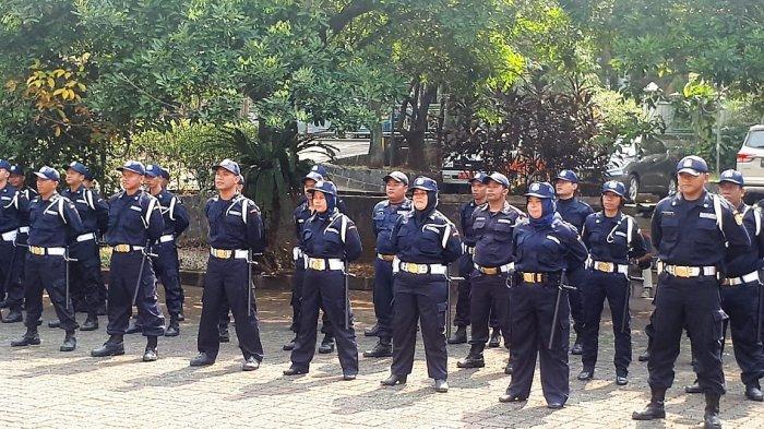 Seragam Baru Satpam Mirip Anggota Polisi, Disertai Pangkat di Bahu