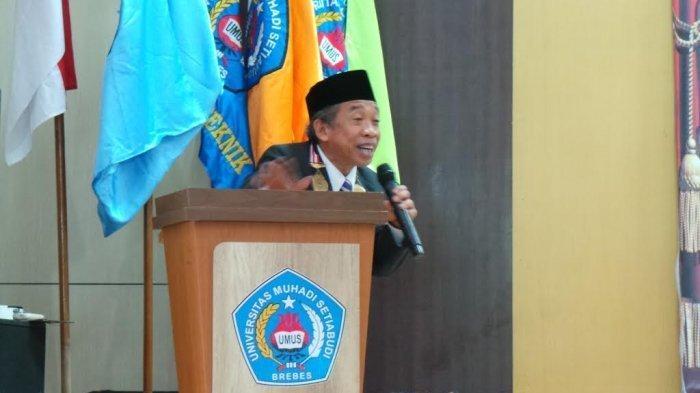 Palsukan Ijazah PelawakKomar Ditahan, Tercatat Jadi Rektor Sebuah Kampus di Brebes