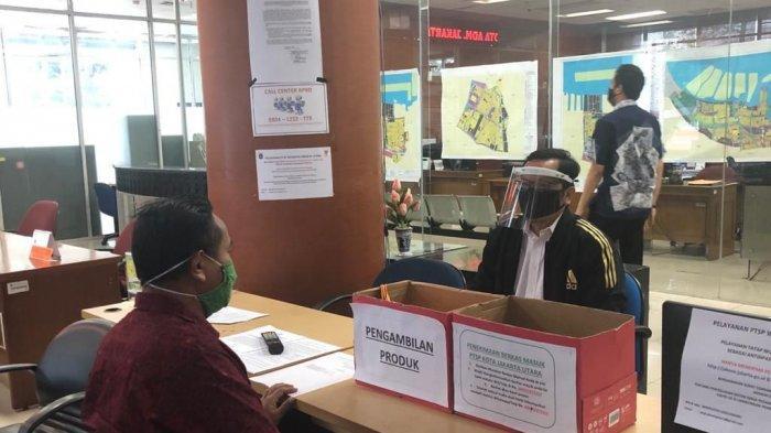 Pandemi Covid-19, Pemohon Perizinan di UP PTSP Jakarta Utara Menurun