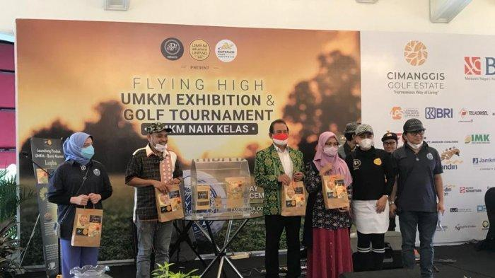Perkumpulan Bumi Alumni Luncurkan Produk UMKM Bernama Lupba