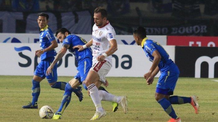 Persib Vs Arema FC: I Made Wirawan Akan Dibawa Meski Cedera, Ezechiel dan Bojan Tidak Dibawa