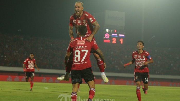 Masih Berlangsung Live Streaming Tampines Rovers Vs Bali United, Skor Sementara 2-2