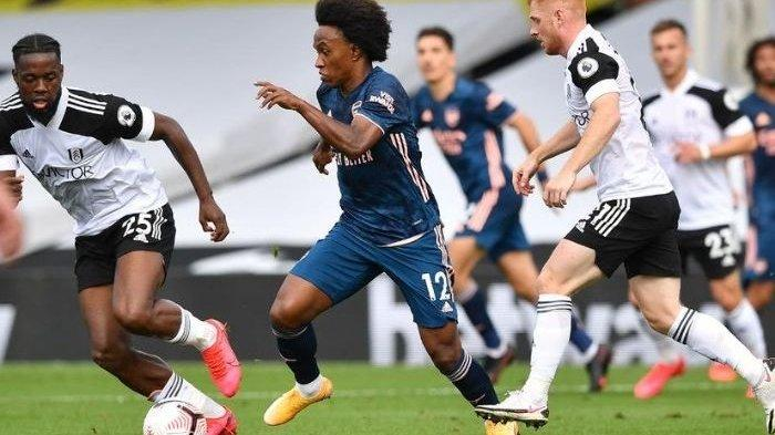 Arsenal Bantai Fulham 3-0: Start Sempurna Willian, Ulangi Rekor 28 Tahun Silam