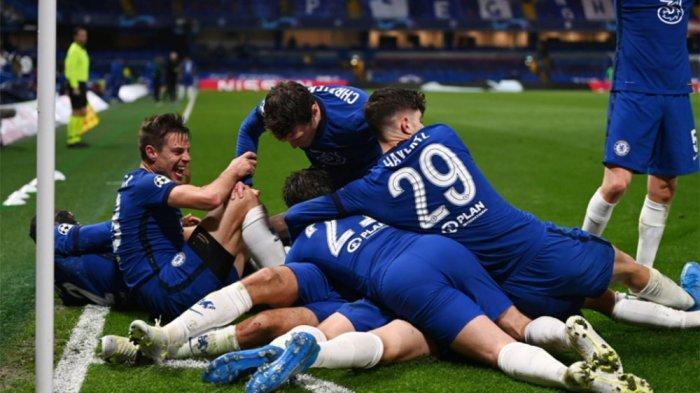 Real Madrid Digilas, Chelsea Hadapi Manchester City di Final Liga Champions