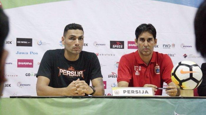Persija Jakarta Pinjam Alberto Goncalves dan Jaimerson Xavier Demi Liga Champions Asia