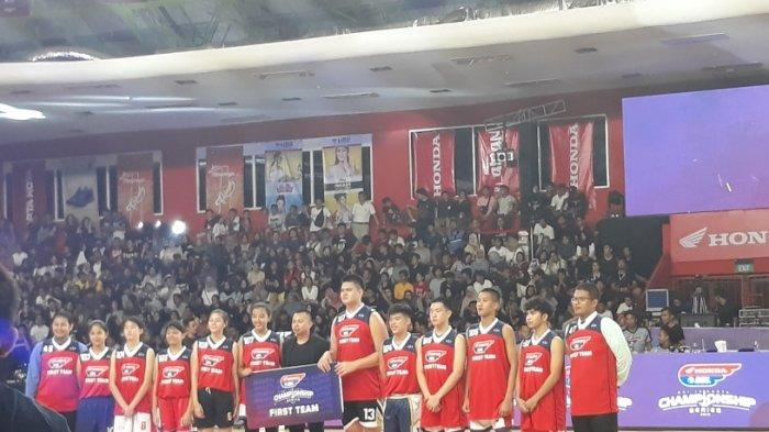Ini Daftar Pemain First dan Second Team DBL DKI Jakarta yang Terpilih Masuk DBL Camp di Surabaya