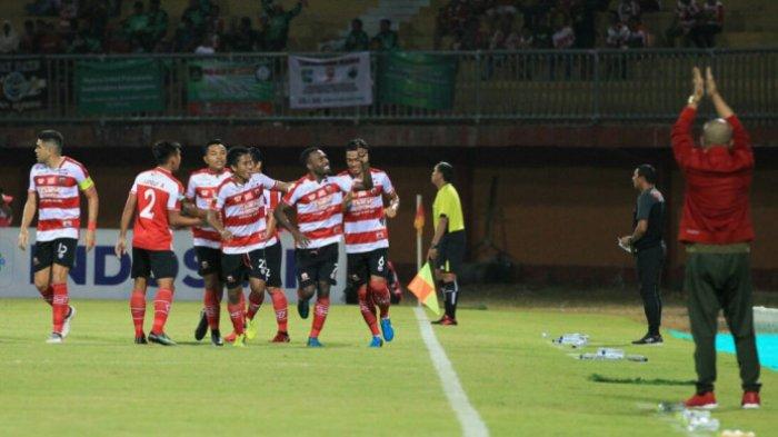 UPDATE Transfer Pemain Liga 1 - Madura United Dapatkan Penyerang Naturalisasi Timnas Indonesia