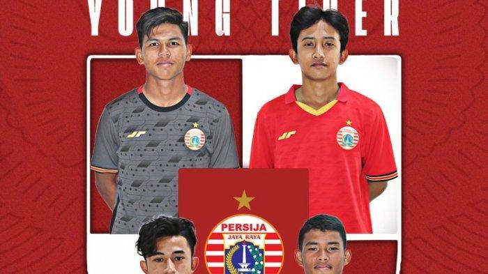 4 Pemain Muda Persija Jakarta Ikuti Seleksi Timnas U-18 Indonesia, Ini Daftarnya