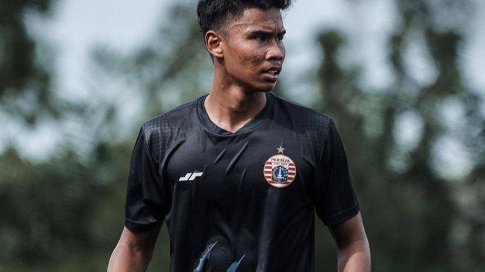 Nama Unik Pemain Muda Persija, Kerap Jadi Ledekan Malah Jadi Berkah Terselubung