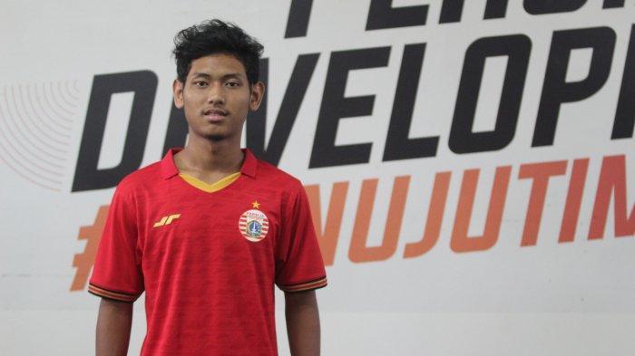Pemain Muda Salman Alfarid Bangga Berseragam Persija Jakarta, Bertekad Menjadi Bagian dari Sejarah
