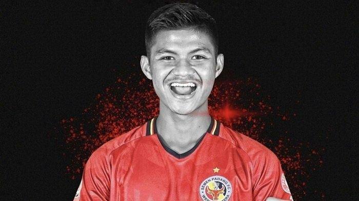 Niat Persija Jakarta Boyong Pemain Muda Semen Padang Genta Alparedo Sulit Terwujud