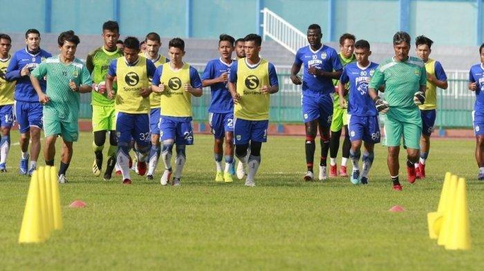 Prakiraan Susunan Pemain Persib Bandung Vs Arema FC