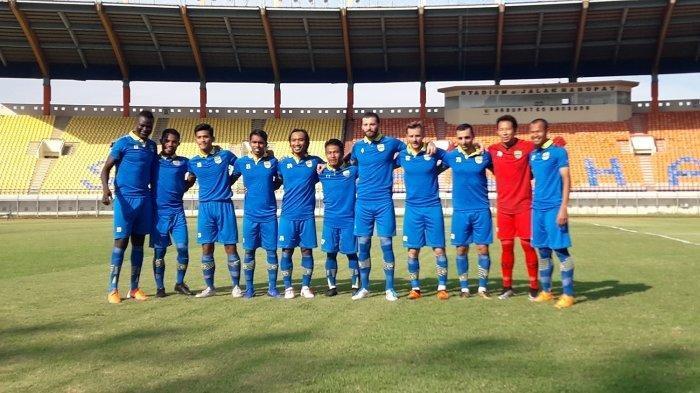 Pemain Persib Bandung Ingin Hancurkan Rekor Bagus Tira Persikabo, Persib B Stop Buru Pemain