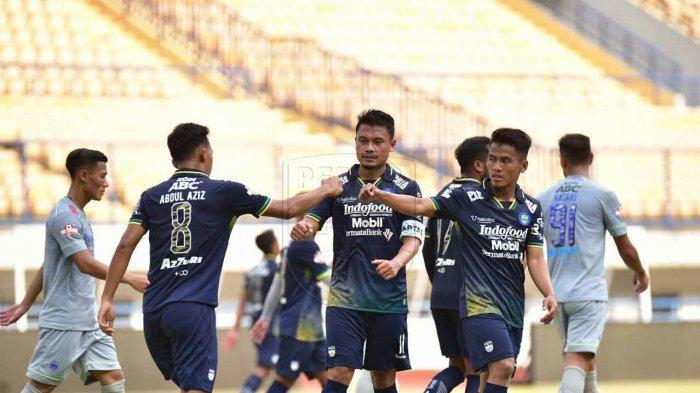 Lanjutan Liga 1 Tidak Jelas, Pemain Persib Saling Menguatkan untuk Jaga Kekompakan