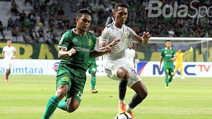 Calon Pengganti King Eze Tak Takut Hadapi Panasnya Persaingan Skuat Persib Bandung