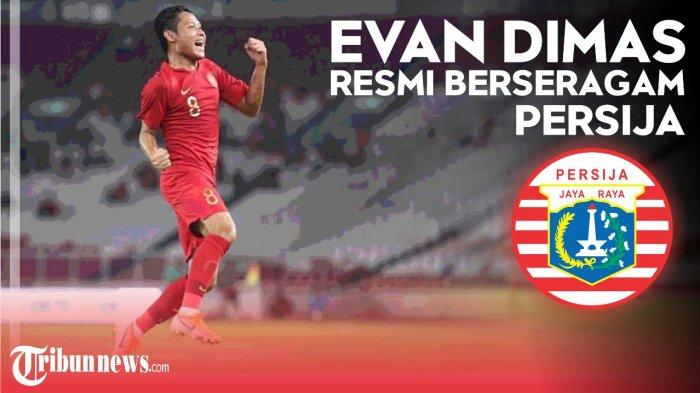 Absen Latihan Perdana, Kapan Evan Dimas Darmono dan Otavio Dutra Gabung Skuat Persija Jakarta?
