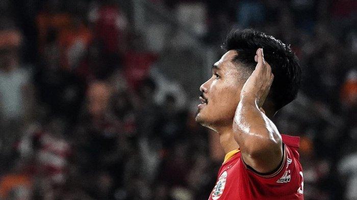 Dikabarkan Hengkang ke Arema FC: Ini Jawaban Winger Persija Jakarta