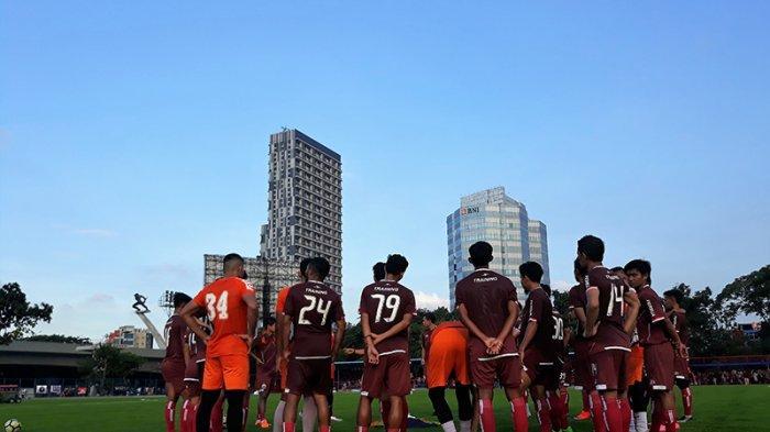 Persija Jakarta Selangkah Lagi Perkenalkan Pemain Asing Baru Asal Brasil