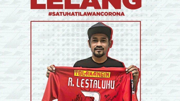 Ramdani Lestaluhu dan Sandi Sute Menjalani Kursus Kepelatihan Lisensi C AFC
