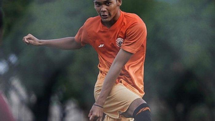 Pemain Persija Sutan Zico Cerita Asal Usul Namanya Terinspirasi 2 Legenda Sepak Bola