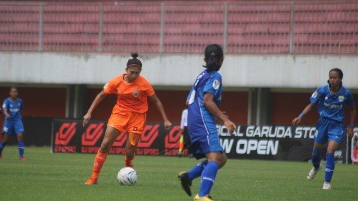 Laga Liga 1 Putri: Persija Jakarta Vs Persib Bandung di Maguwoharjo Ricuh, Puluhan Bobotoh Diamankan