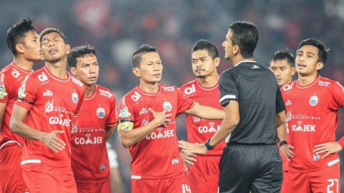 Final El Clasico Indonesia di Piala Menpora, Laga Persija Vs Persib Bakal Dipimpin Wasit FIFA