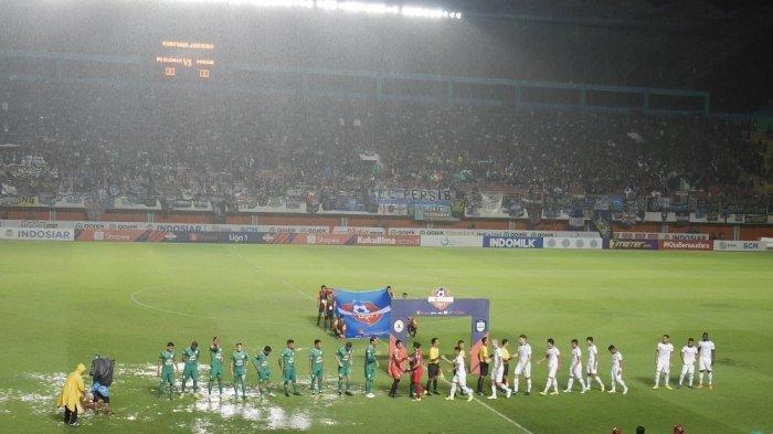 Hasil Liga 1 2019, Persib Bandung Hanya Bawa 1 Poin Saat Tandang ke Markas PSS Sleman