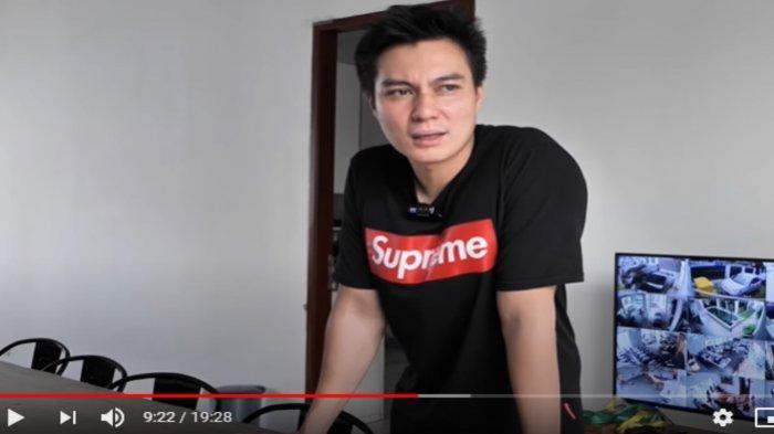 Ojol yang Minta Batuan Mengikutinya Sampai ke Rumah Raffi Ahmad, Baim Wong Syok: Sebenarnya Kasian
