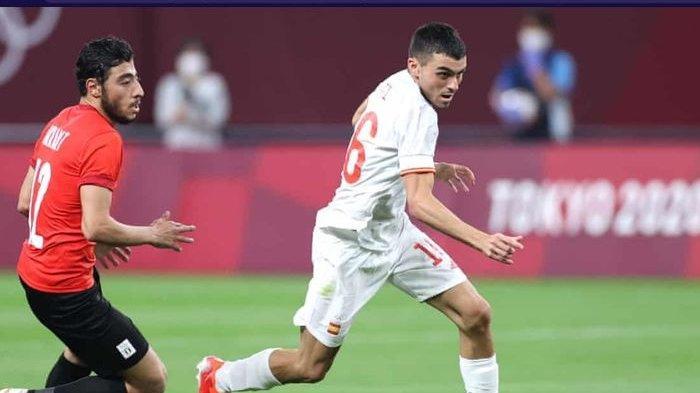 Jadwal Olimpiade Tokyo 2020 Cabor Sepak Bola, Spanyol vs Argentina Jadi Laga Penentu Keduanya