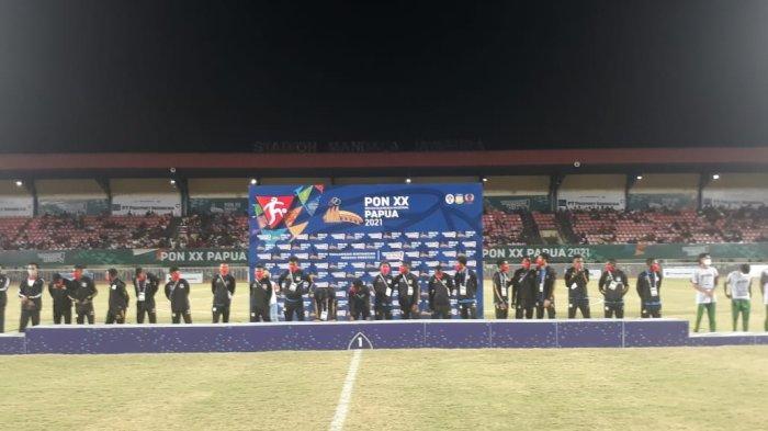 Papua Juara Sepak Bola PON, Coach Edu: Dari Awal Saya Yakin Dapat Emas