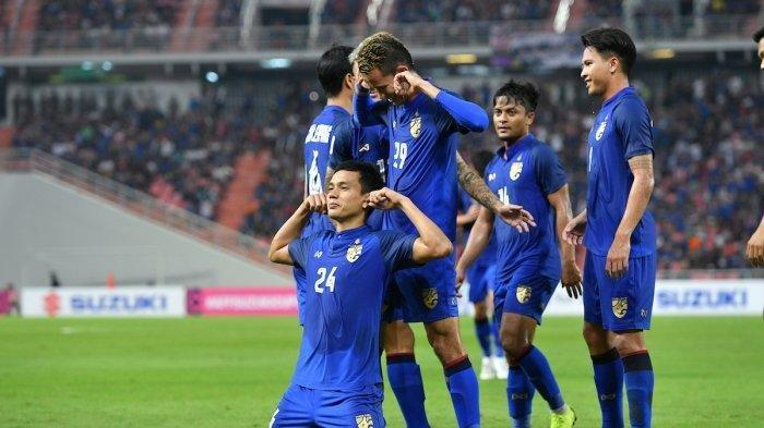 Jelang Laga Kontra Timnas Indonesia, Thailand Coret Dua Pemain karena Cedera