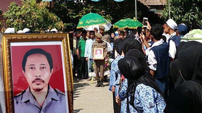 Perginya Guru Idola, Uang Jajan untuk Si Bungsu Hilang di LokasiTabrakan, Sempat Cerita Kematian