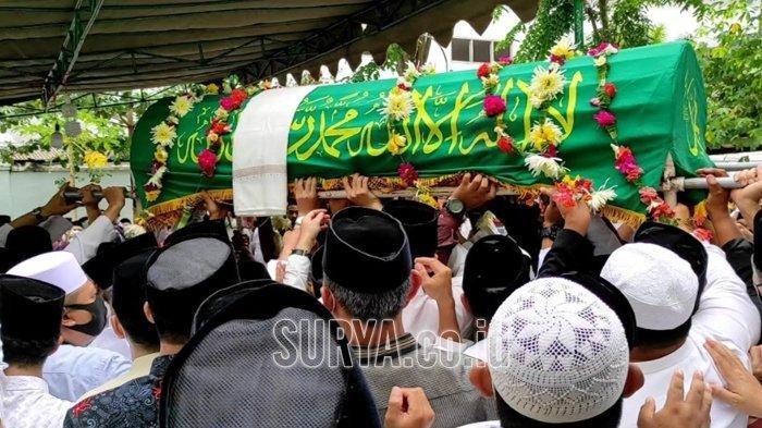KH Abdullah Syukri Zarkasyi Meninggal, SBY Cerita Kenangannya