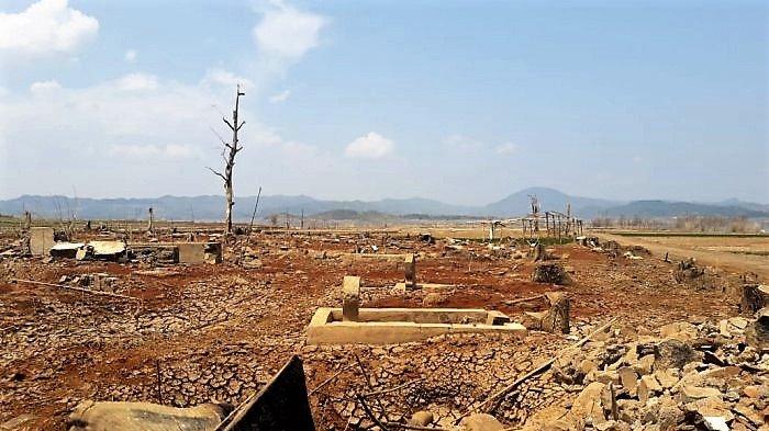 Longsor Menimbun 22 Makam di Sukabumi, 1 Jenazah Masuk Sungai Berhasil Dievakuasi